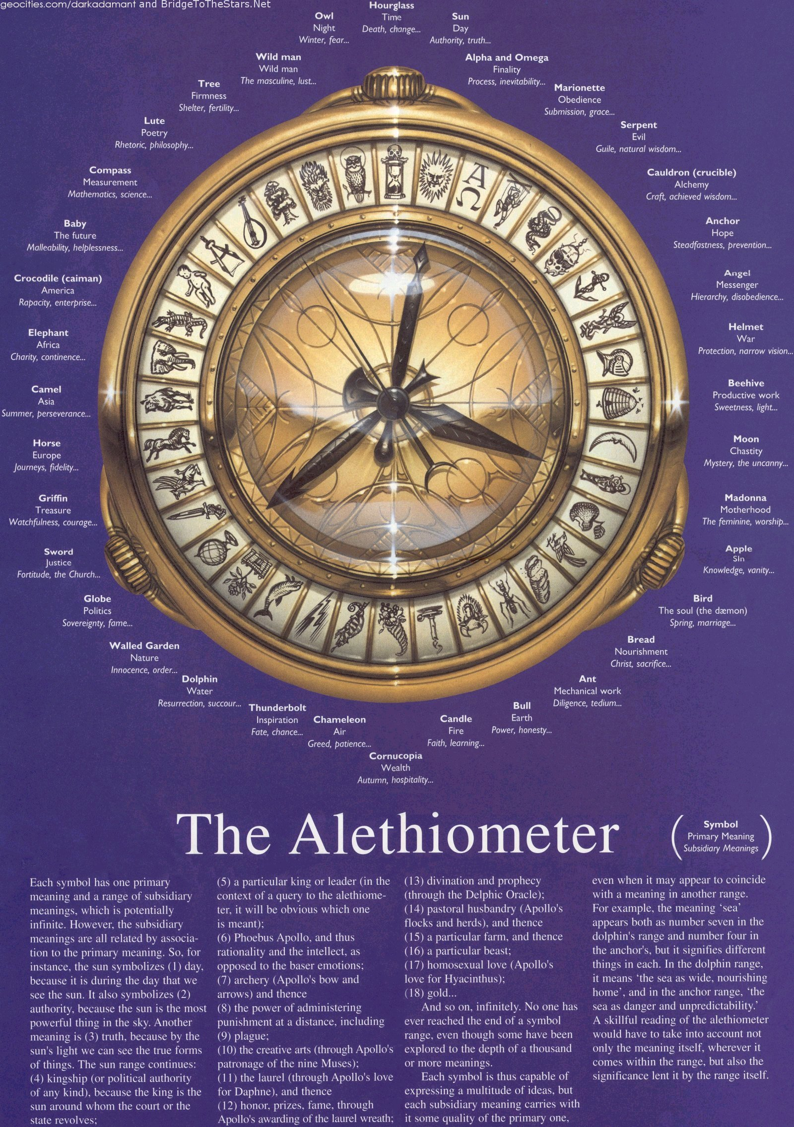 Can you read the alethiometer? A His Dark Materials quiz - photo#45